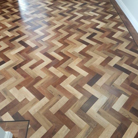 Karndean Art Select Parquet