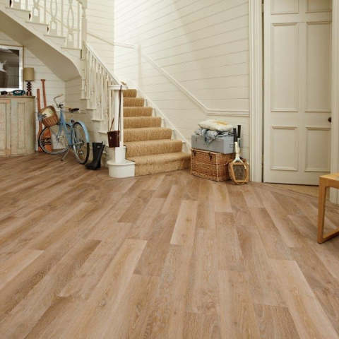 Karndean Knight Tile KP94 Pale Limed Oak